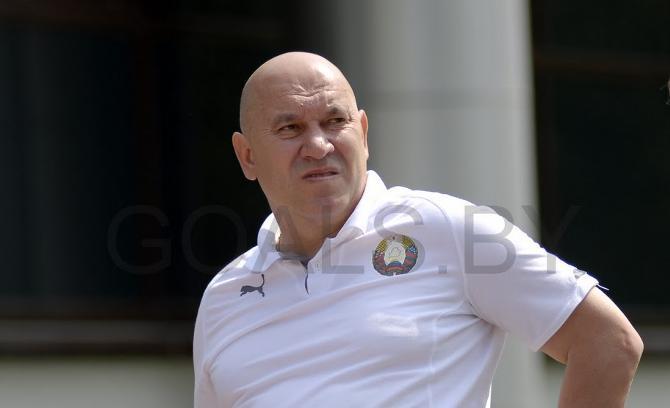 Георгий Кондратьев считает, что команды в белорусской группе примерно равны по силам
