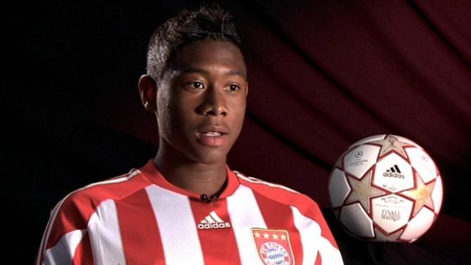 Уроженец Вены, сын филиппинской медсестры и нигерийского диджея Давид Алаба является одним из самых перспективных игроков мирового футбола.