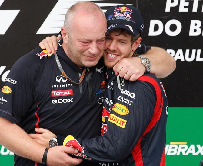 Успех Феттеля в чемпионате – это достижение команды и гонщика.