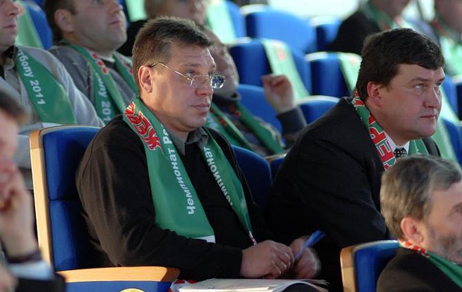 Пути Андрея Скоробогатько и Александра Сентюрова могут разойтись в ближайшее время