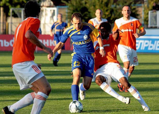 Игорь Стасевич надеется обрести себя в новом клубе