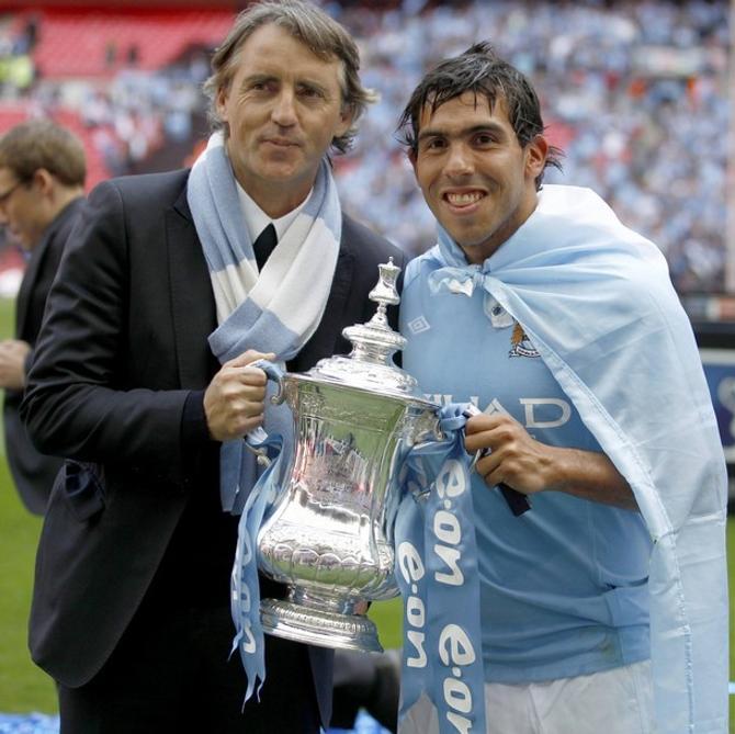 Карлос Тевес страстно желает уехать из Манчестера.