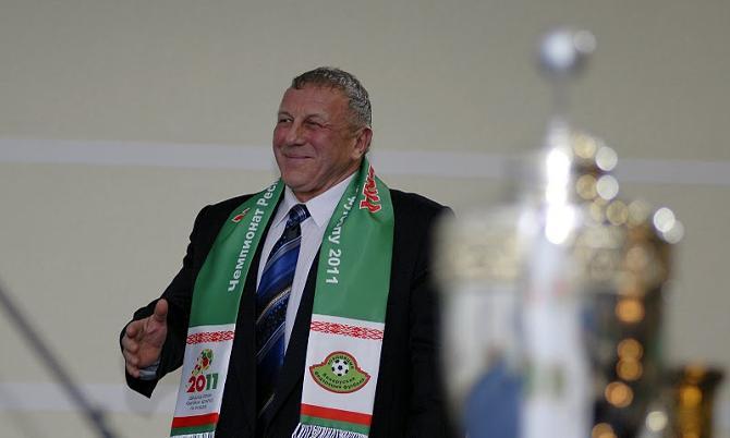 Леонид Подлипский не стал скрывать, что самые высокооплачиваемые футболисты получают в