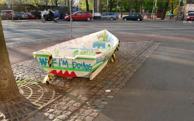 Хельсинки больше похода на столицу дизайна, чем на столицу хоккея