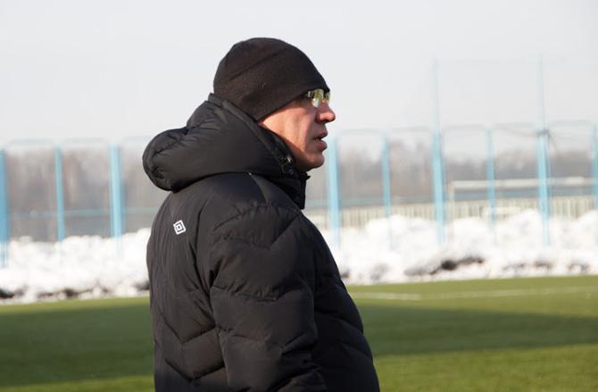 Бывший главком «Днепра» ныне обживается в «Минске».