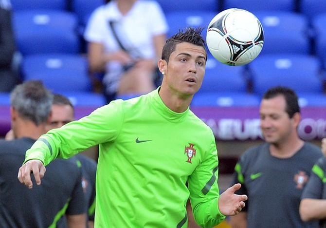 Криштиану Роналду является самым дорогостоящим игроком Евро