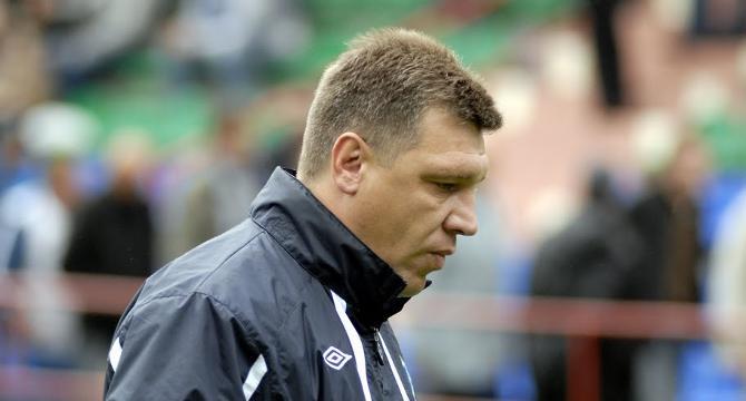 Андрей Скоробогатько остался недоволен своей командой