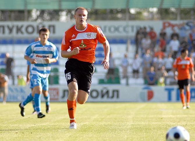 Дмитрий Комаровский в нынешнем сезоне стал одним из самых полезных футболистов чемпионата по системе гол+пас.