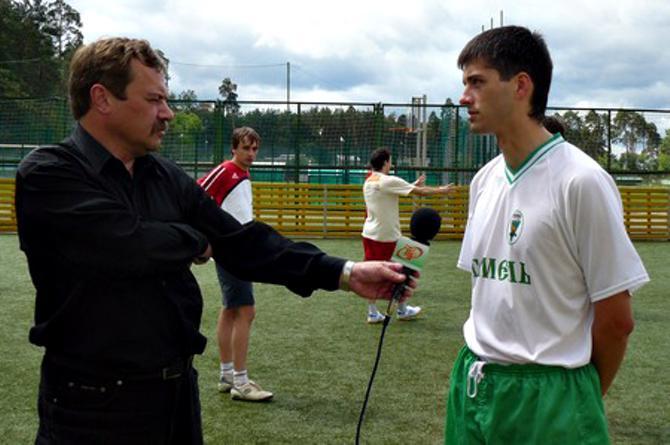 Евгений Поболовец не стесняется перенимать опыт других команд