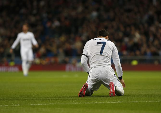 «Реал Мадрид» продолжает терять очки