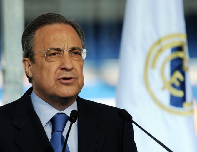 Флорентино Перес никогда денег на футболистов не жалел.