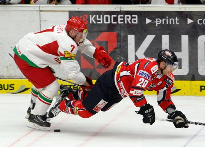 Начав за здравие, белорусы были близки к тому, чтобы закончить матч с австрийцами бесславно
