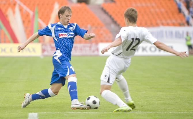 Антон Путило своим жестом выразил позицию игроков по
