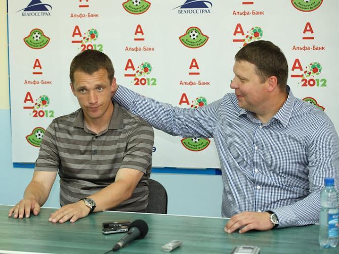 Александр Седнев первые в тренерской карьере обыграл Виктора Гончаренко