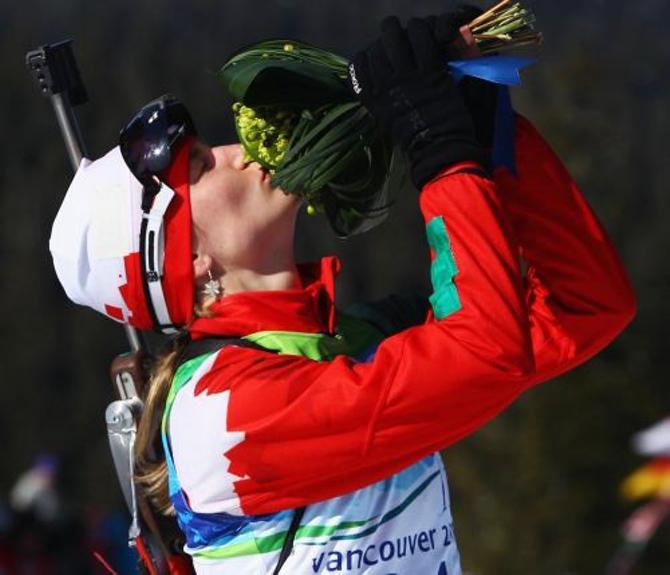 Сможет ли Дарья Домрачева повторить успех Эстерсунда?