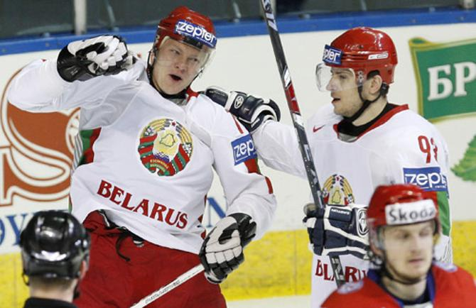 Еще недавно Дмитрий Дудик радовал нас своей игрой в сборной