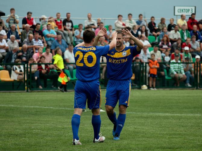 Максимом Скавышем заинтересовались европейские клубы.