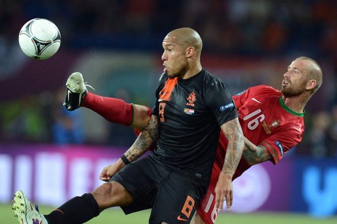 Португальцы по ходу турнира смотрятся все лучше и лучше, а голландцы по итогу угасли окончательно