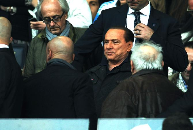 Сильвио Берлускони и «Милан» скоро будут жить друг без друга.