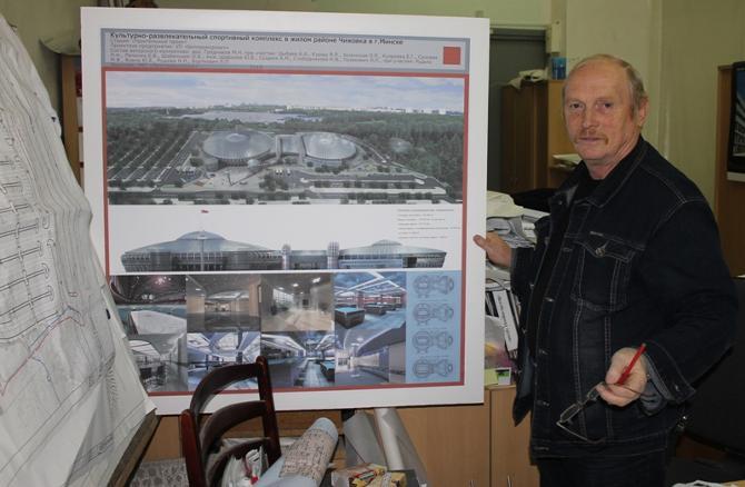 «Чижовка-Арена» должна стать уникальным спортивным комплексом.