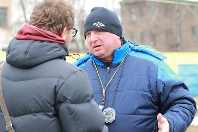 Юрий Пунтус хочет уже в этом сезоне вывести «Смолевичи-СТИ» в «вышку»
