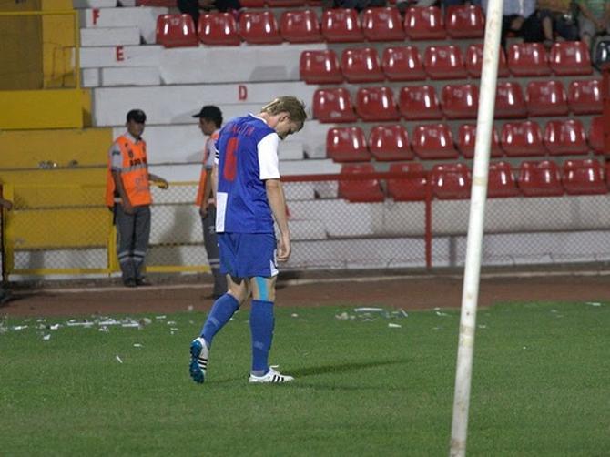У белорусских футболистов есть реальный повод для грусти
