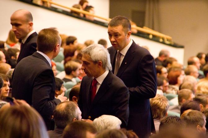 Анатолий Капский не в восторге от принятых членами исполкома АБФФ решений