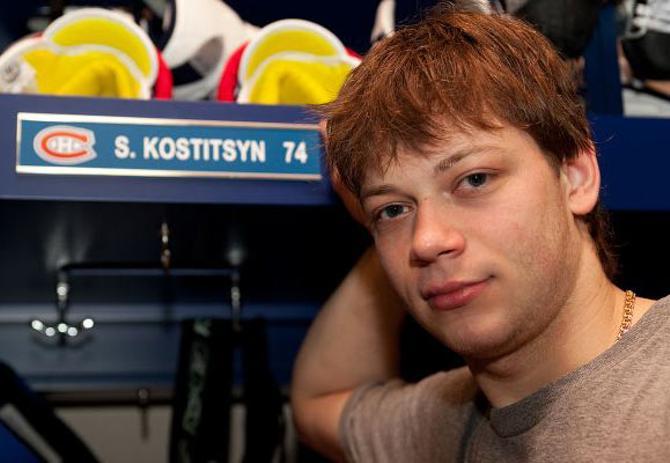Теперь Сергей Костицын будет обживаться в другой раздевалке.