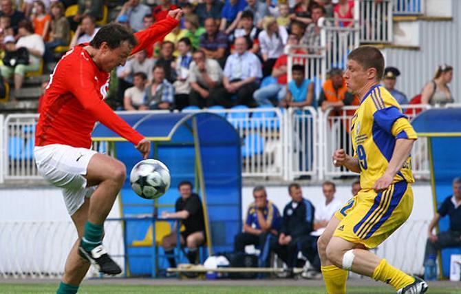 Казалось, еще недавно Петр Качуро был старожилом в сборной Беларуси, а сейчас он -- новичок в тренерском цехе