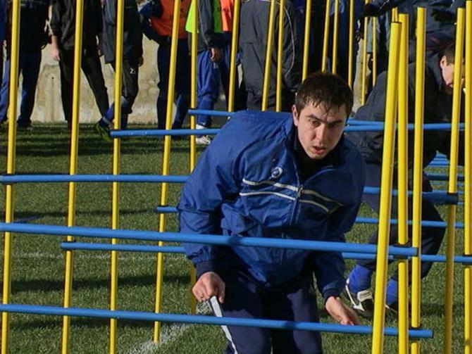Олег Шкабара намерен доказать, что он не пешком по полю ходит