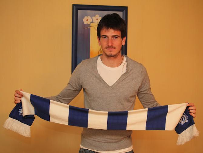 За недолгое время Слободан Симович успел закрепиться в основном составе