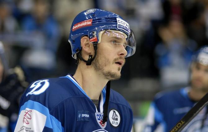 Шайба Лукаша Крайчека стала победной в матче с