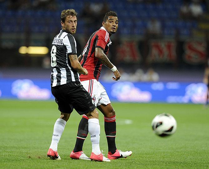 «Милан» – «Ювентус» – одно из лучших зрелищ европейского уик-энда.
