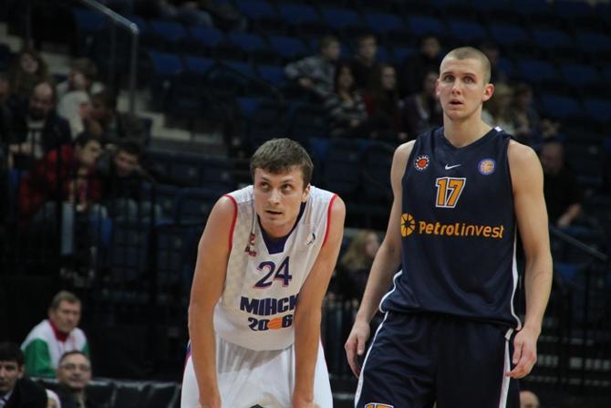 Такой счет «Минск-Арена» видела в прошлом сезоне только один раз. Но тогда он был в пользу «Минска».