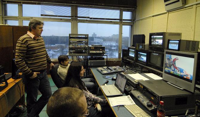 Александр Казюкевич уверяет: телевизионщики к Олимпиаде готовы