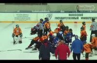Самое страшное в хоккее – детская драка
