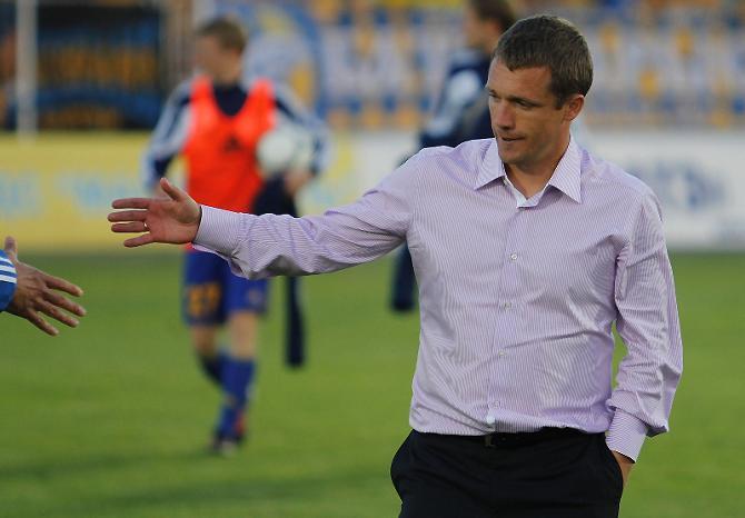 Виктор Гончаренко считает, что его команда может играть лучше
