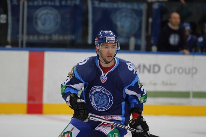 Артем Сенькевич не думал, что закончит год в команде КХЛ