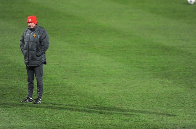 Алекс Фергюсон - главный сторожил среди клубных тренеров.