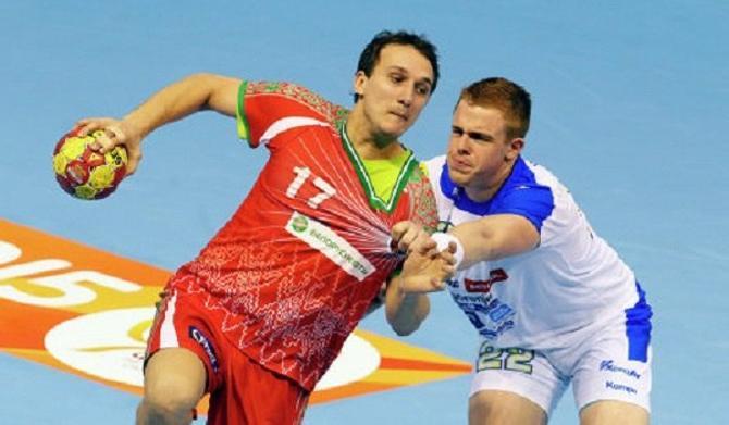 Белорусы в матче со Словенией потерпели обидное поражение