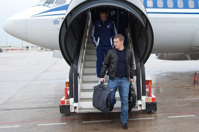 Виктору Гончаренко придется особенно усиленно подумать над составом накануне матча с «Валенсией»
