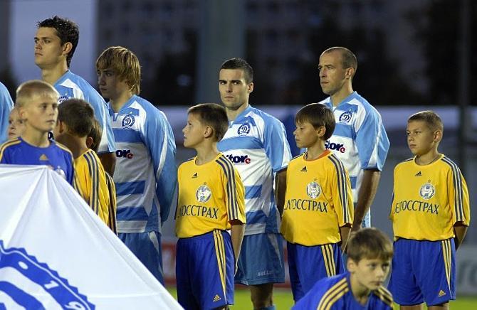 В новом сезоне, вполне возможно, в «Динамо» Андрея Чухлея и Олега Страхановича.