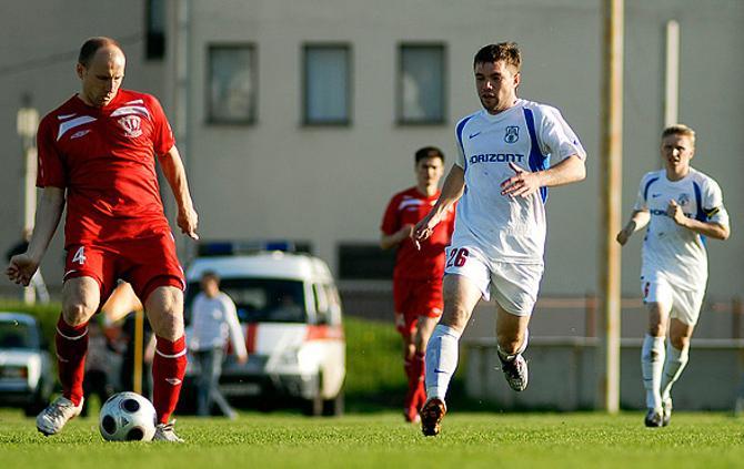 Дмитрий Осипенко (№26) верит тренерам, а они говорят, что