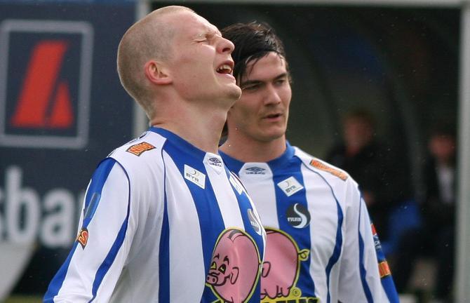 Два мяча Йохана Торалссона помогли «Филькиру» одержать победу.