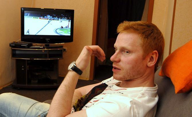 В прошлом году чемпионат мира Виталий Коваль смотрел вместе с корреспондентом Goals.by по телевизору. Поездке вратаря в Словакию помешала травма.