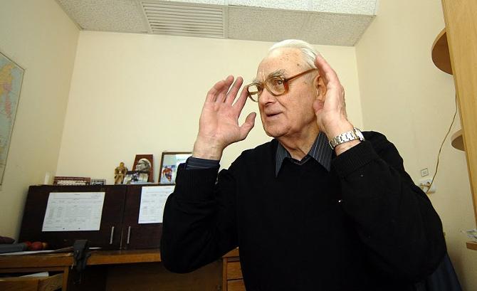 Ради внука Александр Кузьмич освоил интернет