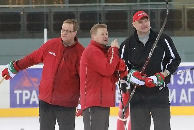 Кари Хейккиля и Александр Андриевский -- чем не тренеры для