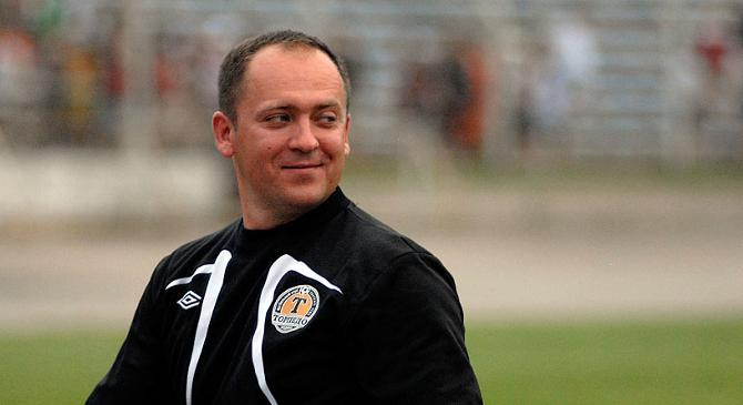 Александр Бразевич хочет вернуться в высшую лигу без пробелов в собственной подготовке