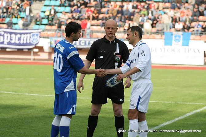 Роман Василюк тоже играл в России. Правда, его первым клубом стал московский