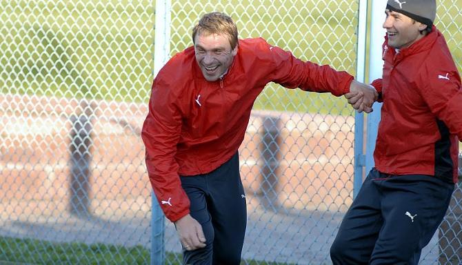 Будет ли Сергей Корниленко смеяться после матча с Люксембургом?